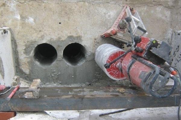 сверление бетона белгород